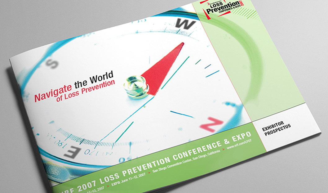 National Retail Federation Loss Prevention Conference–Corporate Event Branding