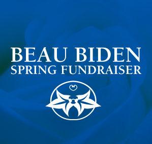 Beau Biden Spring Fundraiser Branding
