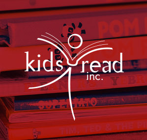 Kids Read Inc. Branding