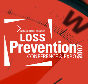 National Retail Federation Loss Prevention Conference Branding