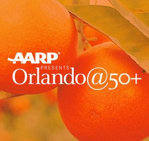 AARP Orlando Member Event Branding