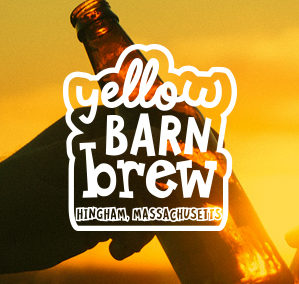 Yellow Barn Brew Craft Beer Branding