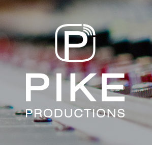 Pike Productions Branding
