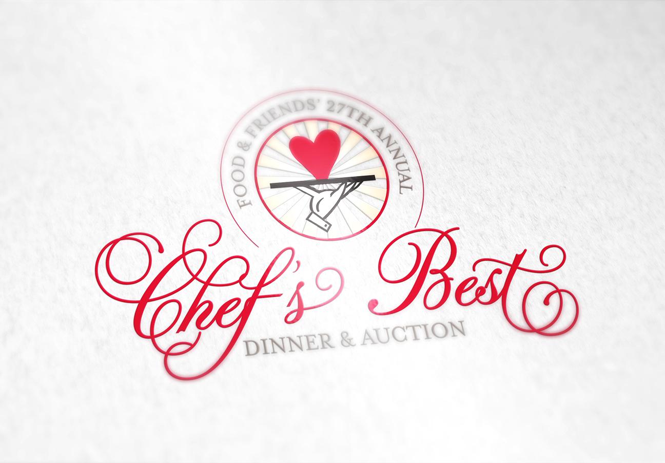 2017 Chef's Best Fundraiser Logo