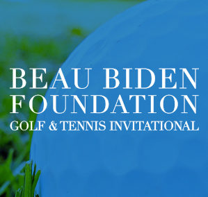 Beau Biden Golf & Tennis Invitational Branding