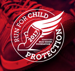 Run for Child Protection Branding