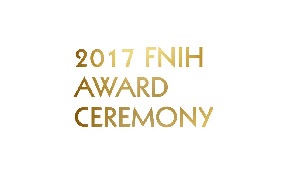award ceremony gala branding