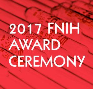 FNIH Lurie Prize Award Ceremony Branding