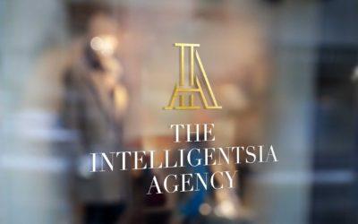 New Logo Unveiling! The Intelligentsia Agency Inc.