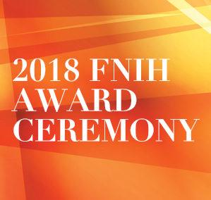 FNIH 2018 Lurie Prize Award Ceremony Branding