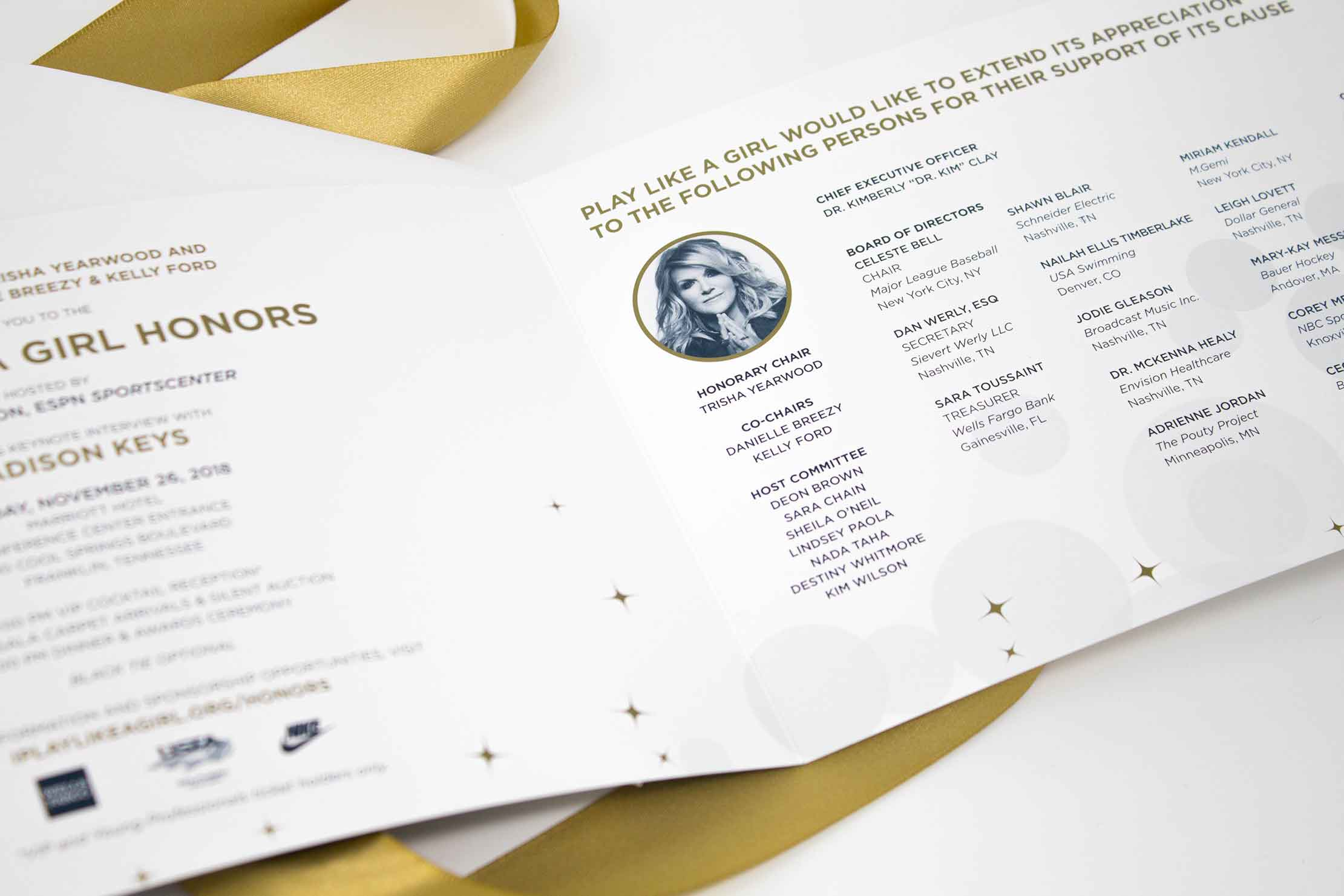 luxury invitation; gala invitation; fundraiser; branding; annapolis; graphic design; washington dc