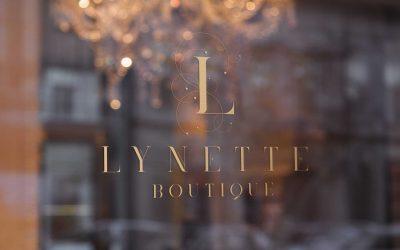 Lynette Boutique Branding—Online Clothing Store