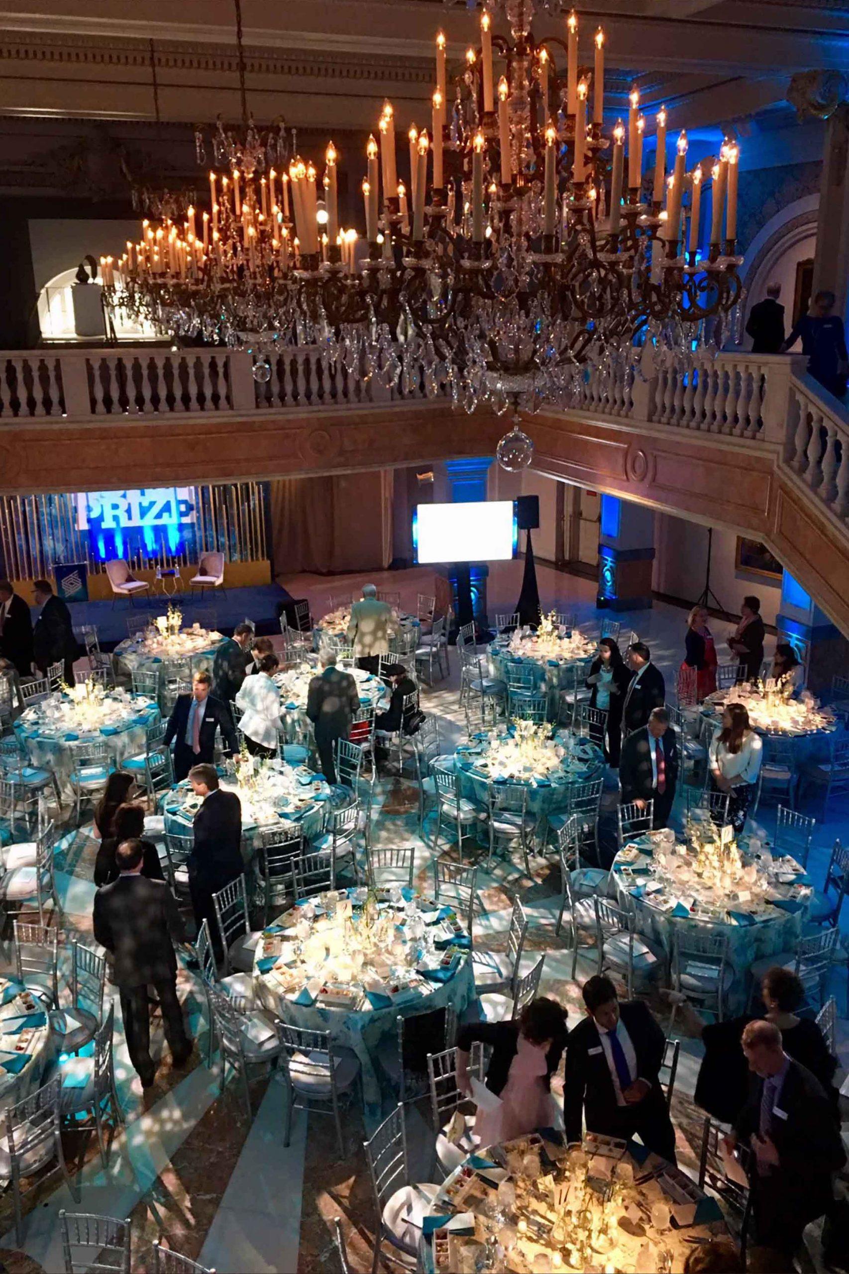 Dr. Fauci; award ceremony; gala; invitation; luxury invitation; classy; events; event professional; logo; small business; branding; annapolis; graphic design; washington dc