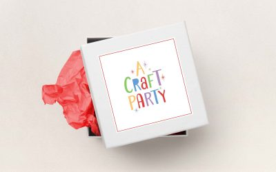 A Craft Party—Kits for Kids